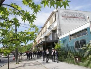 COLEGIO SALESIANO DE CONCEPCION. EL SUR MARTES 20 DE OCTUBRE DE 2009